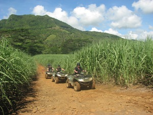 letoile-quad biking