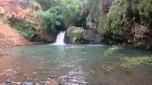 waterfall Mauritius Zip Line Tours